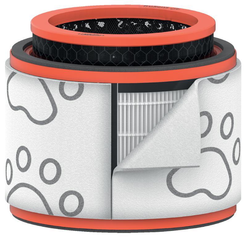 Leitz TruSens Pet HEPA Filter Drum Medium 2415129