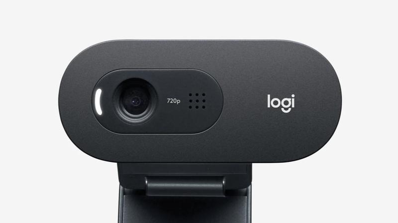 Webcams Logitech C505e USB Webcam 1280 x720