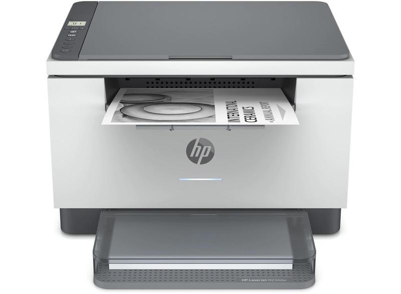 Laser Printers HP LaserJet M234dw Wireless Laser Mono Multifunction Printer Print Copy Scan 600 x 600 DPI Print Resolution Automatic Duplex Print