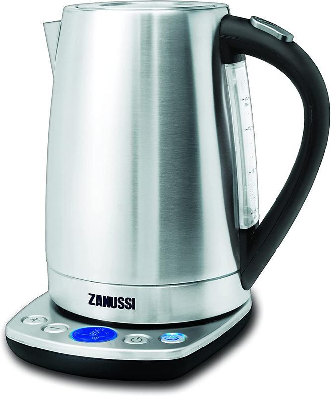 Kitchen Appliances Zanussi ZEK1295D Cordless Kettle LED Display