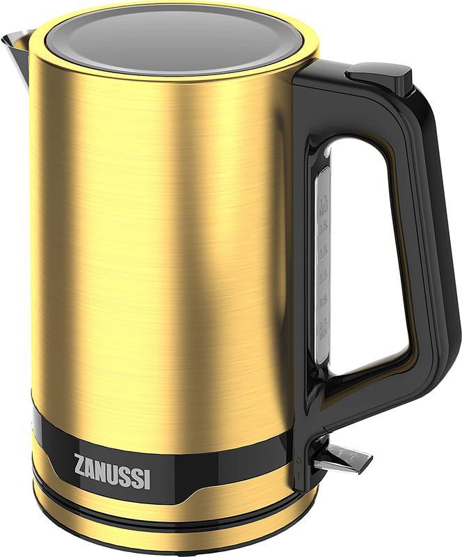 Kitchen Appliances Zanussi ZEK1240YL Electric Cordless Kettle Yellow
