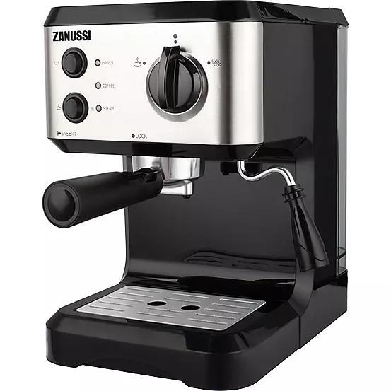 Coffee Machines & Accessories Zanussi ZES1545 1.25L 12 Cups Espresso Cappuccino Coffee Maker