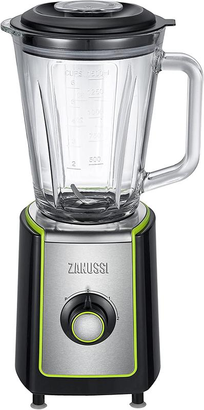 Kitchen Appliances Zanussi ZBL920GN 600W Food Blender Green