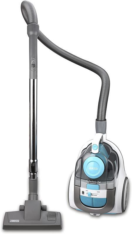Vacuum Cleaners & Accessories Zanussi ZAN8620PT Bagless Cyclonic Vacuum Cleaner 600w