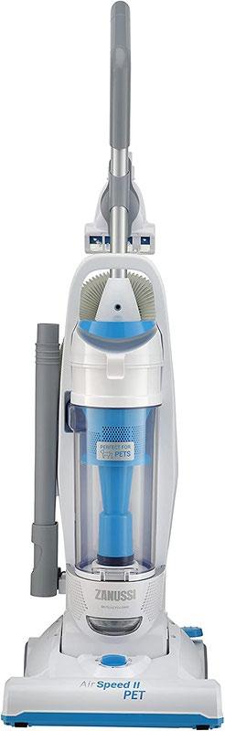 Vacuum Cleaners & Accessories Zanussi ZAN2021PT Bagless Cyclonic Upright Vacuum
