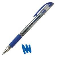 Uni-ball UM151S SigNo Gel Rollerball Comfort Grip 0.7mm Tip 0.5mm Line Blue Ref 751099000 [Pack 12]