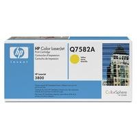 HP Colour LaserJet 3800 Yellow Toner