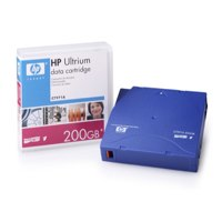HP LTO Ultrium Data Tape 100-200Gb
