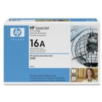 Laser Toner Cartridges HP 16A Black Standard Capacity Toner Cartridge 12K pages for HP LaserJet 5200 - Q7516A