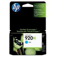 HP CD972AE 920XL CYAN INK CARTRIDGE
