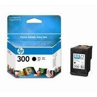 HP CC640EE  NO 300 BLACK INK CARTRIDGE