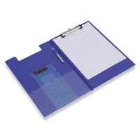 Clipboards Rapesco Foldover Clipboard A4 Blue