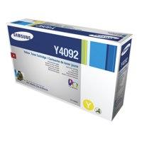 Samsung Laser Toner Cartridge Page Life 1000pp Yellow Ref CLT-Y4092S/ELS