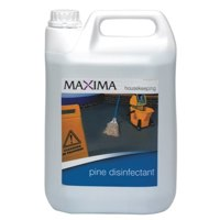 Cleaning Chemicals Maxima Pine Disinfectant 5 Litre