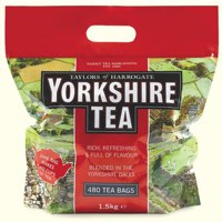 Tea Yorkshire Tea Tea Bags Pack of 480 Tea Bags