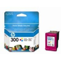HP CC643EE NO 300 COLOUR INK CARTRIDGE