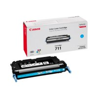 Canon 711C Laser Toner Cartridge Page Life 6000pp Cyan [for LBP-5360] Ref 1659B002