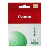 Inkjet Cartridges Canon 0627B001 CLI8 Green Ink 13ml