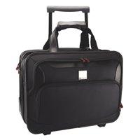 Bags & Cases Monolith Delux Nylon Wheeled Laptop Case