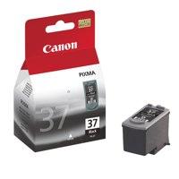 Canon PG-37 Black Inkjet Cartridge