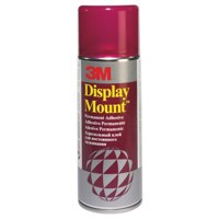 3M Display Mount Adhesive Perm Bond CFC Free 400ml