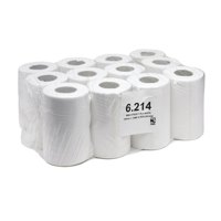Maxima 4681 Mini Centrefeed Toilet Roll 120m White Ref 1105008 [Pack 12]