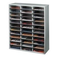 Post Boxes Fellowes Literature Organiser 36 Compartments