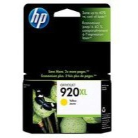 HP CD974AE 920XL YELLOW INK CARTRIDGE