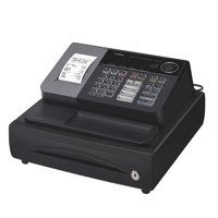 Image for Casio Cash Register Antimicrobial 7 Segment 8 Digit 500 PLUs 20 Departments W410xD450xH205mm Ref SE-S10MD