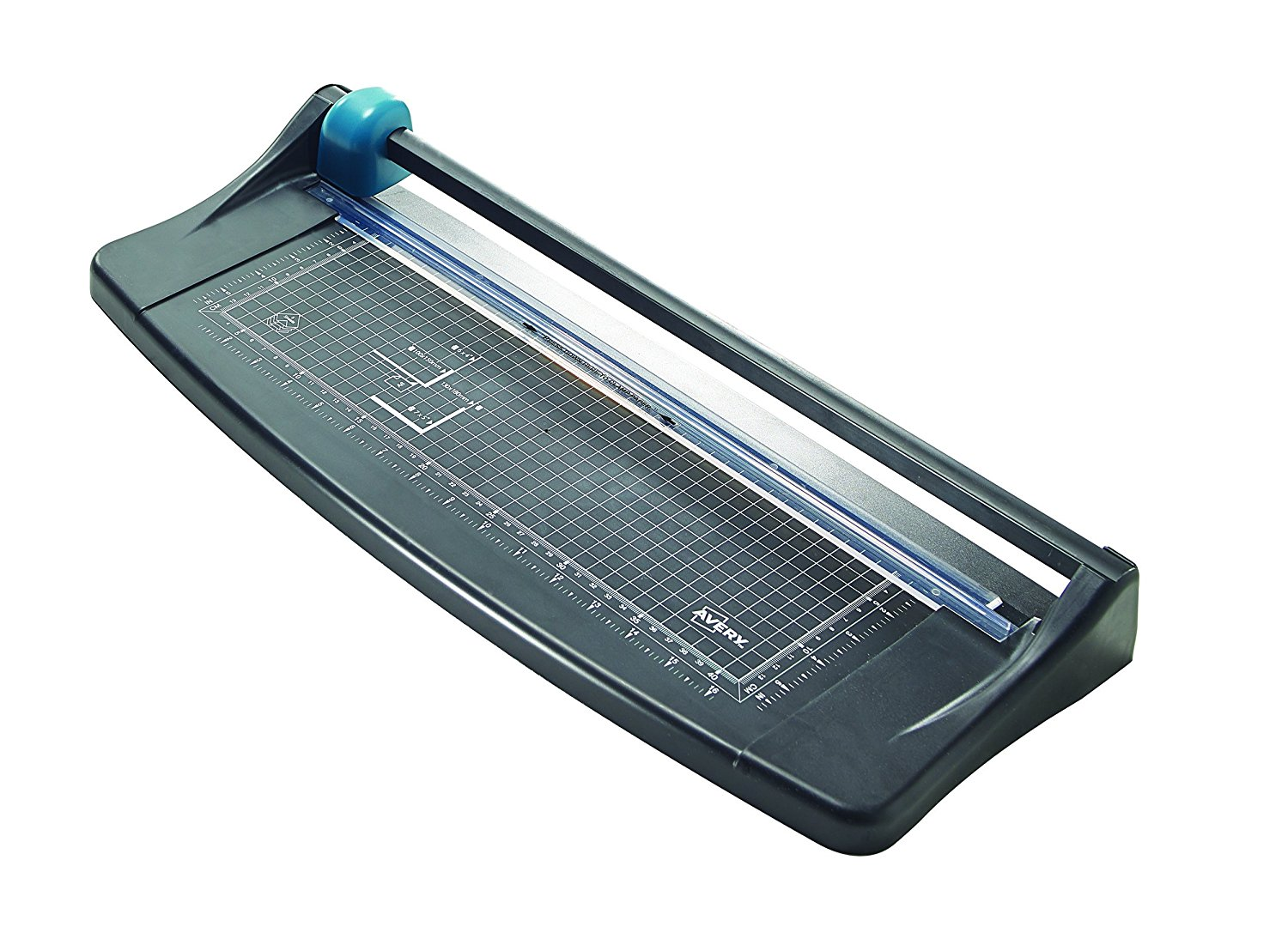 Avery Photo and Paper Trimmer Cutting Length 440mm Capacity 5x 80gsm Area 477x232 mm A3 Ref TR003
