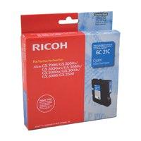 Ricoh GX2500/3000/3050/5050N Cyan GC21C