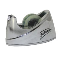 Tape Dispensers Sellotape Dispenser Small Chrome 504045