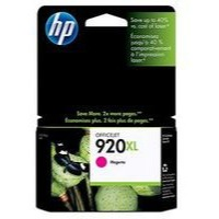 HP CD973AE 920XL MAGENTA INK CARTRIDGE