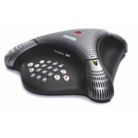 Image for Polycom Voicestation 300 Conference Phone Unit Dynamic Noise Reduction 3 Microphones Ref 30149