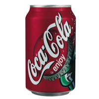 Cold Drinks Coca Cola 330ml Cans PK 24