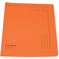 Guildhall Slipfile Orange 4607Z
