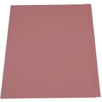 Guildhall Square Cut Folders Manilla 315gsm Foolscap Pink Ref FS315-PNKZ [Pack 100]