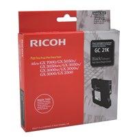 Ricoh GX2500/3000/3050/7000 Black GC-21