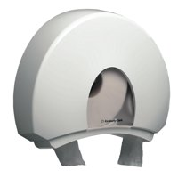 Kimberly-Clark Aqua Jumbo Toilet Tissue Dispenser W146xD470xH399mm White Ref 6991
