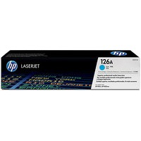 HP Cyan Toner For CP1025