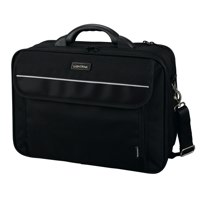 Briefcases & Luggage Lightpak ARCO Laptop Bag Padded Nylon 17in Black