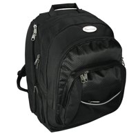 Bags & Cases Lightpak Advantage Business Backpack for Laptops up to 17 inch Black