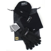 Image for AA Winter Warmer Kit of Hat/Gloves/Neck-Warmer and Foil Blanket Ref 5060114613140