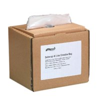 Robinson Young Safewrap Shredder Bags 40 Litre Ref RY0470 [Pack 100]