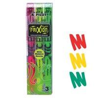 Frixion erasable highlighter PK3