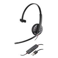 Plantronics Black C310 UC Black Headset