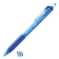 Paper Mate InkJoy 300 RT Ball Pen 1.0mm Tip Blue Ref S0959920 [Pack 12]