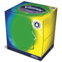 Kleenex Cube Facial Tissues Pk12 8825