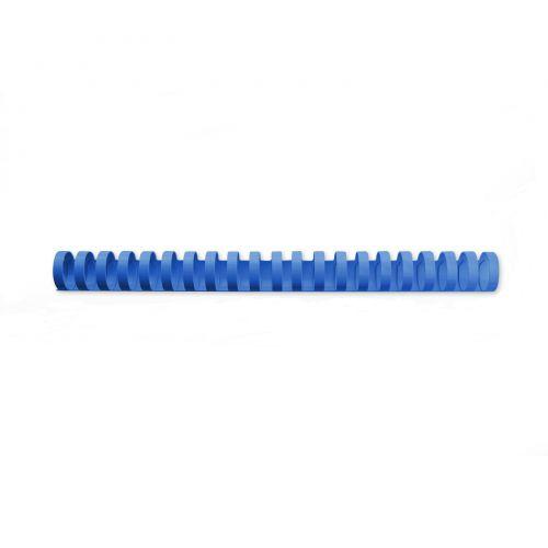 GBC Binding Combs 21 Ring A4 10mm Blue 4028235 (PK100)