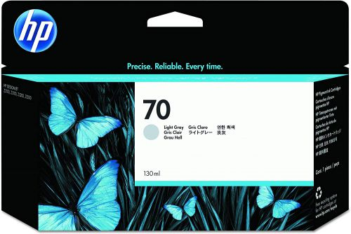 HP C9451A 70 Grey Ink 130ml